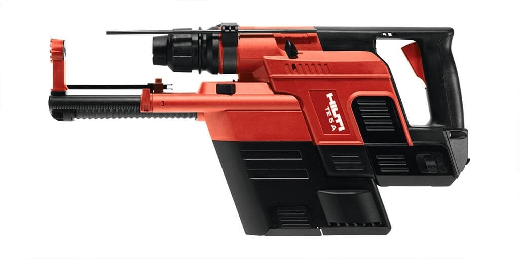 Martillo perforador TE 5A de Hilti.