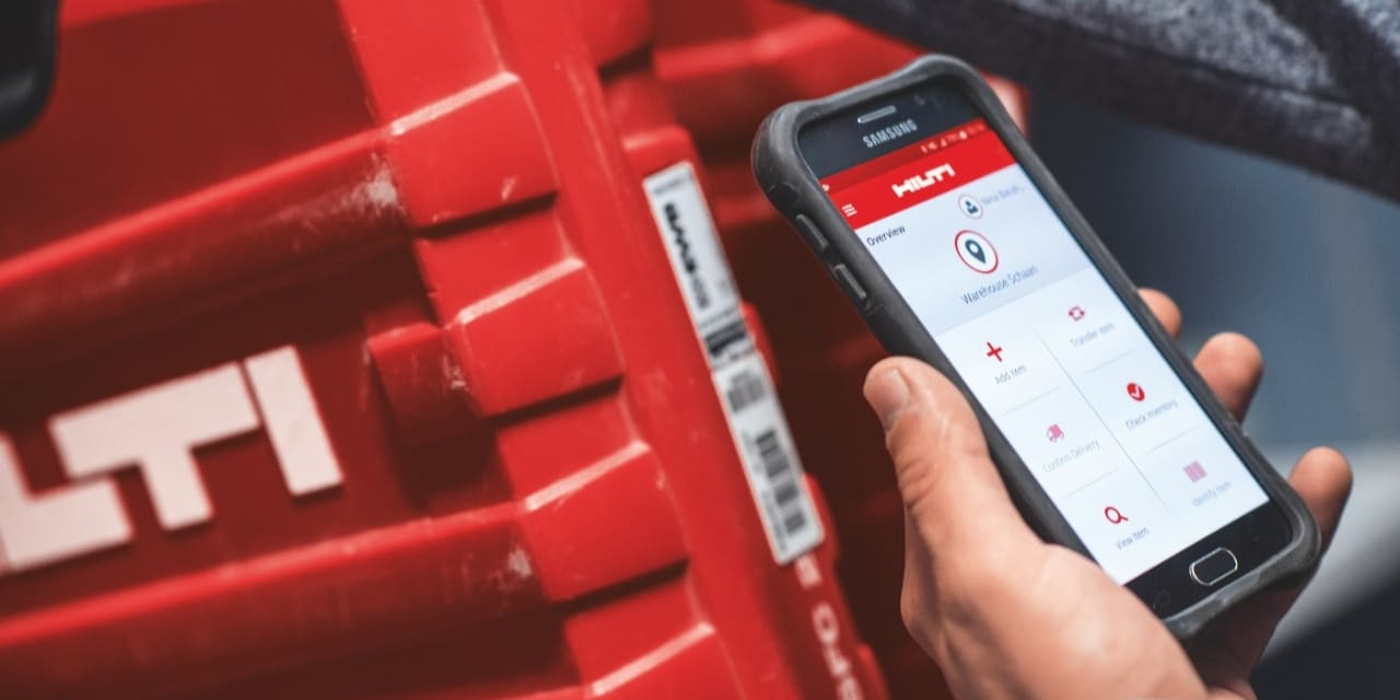 Hilti Connect for  more information about your tools and accessories